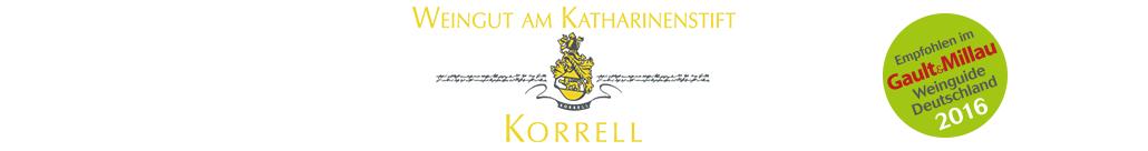 Weingut Sebastian Korrell logo